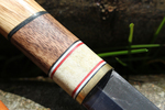 Our Hand Crafted Progression Tempered Puukko Skandi Grind Bushcraft Knife