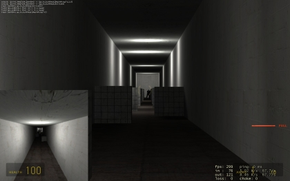 Screenshot of range half life 2 map